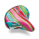 multicolor saddle